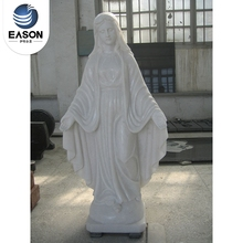 Manufacture Granite Stone Virgin Mary Statue