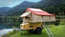 The latest multi-function travel trailer