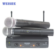 Cheap Price 58 Tiny Hidden Teaching UHF Wireless Microphone, with Handheld, Headset Lavaliere Mics and Belt Pack Transmitter