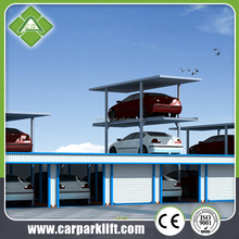 CHEAP - pit parking stacker under ground car parking system three/two levels