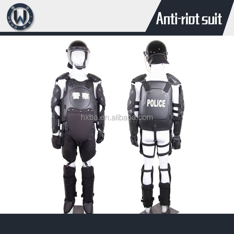 High quality anti riot suit