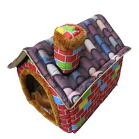 wholesale colorful hot selling lovely in door soft dog pet house