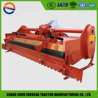 Farm machinery cultivator multi-function tiller for tobacco field