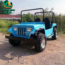 Factory cheap 4x4 mini jeep willys for sale ATV 200cc mini car