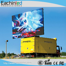 Outdoor LED TV Advertising Screen Billboard Panel LED Electronic Billboard P8