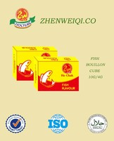 ANHUI HOCHAK HALAL FISH FLAVOR BOUILLON/SEASONING CUBE AND POWDER