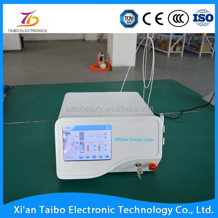 2017 New products on china market rbs spider vein removal machine