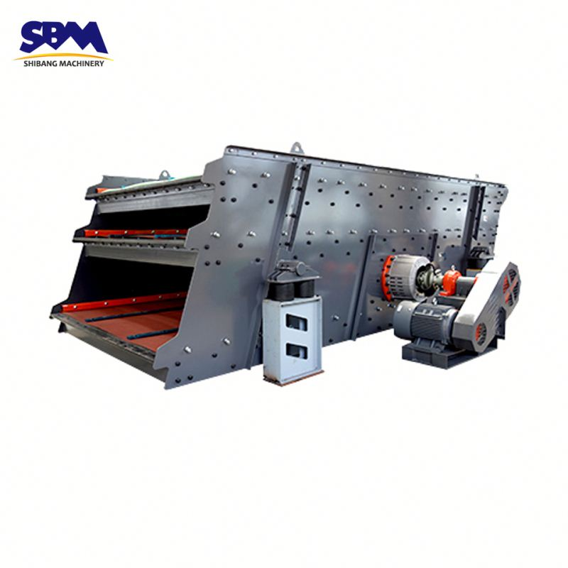 SBM free shipping widely used ya vibrating screen