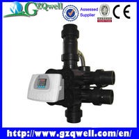 Multi-functional Auto soften Control valve F78A3 for water treatment
