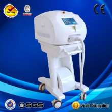 Exclusive in market six skin type suitable 808nm diode laser hair removal with 4 spots handle