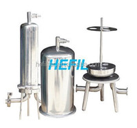 SUS pipeline high filter efficiency water purification system (email:filter01@hefil.com)
