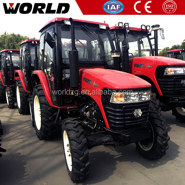 Agriculture Tractor Price 45/50/70/ 100/110/130 hp Four Wheel Drive in China