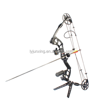 M125 new camo black hunting compound for adult with 30-70lbs draw weight China wholesale bow with lowest price