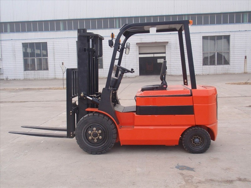 Chinese new designed battery operated forklift with CE certificate