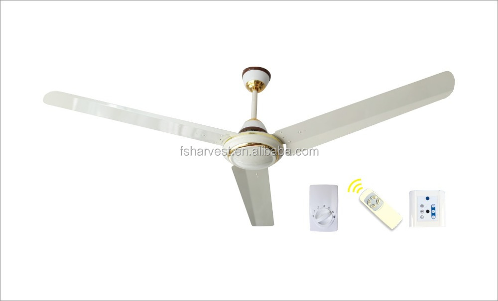12V solar DC ceiling fan