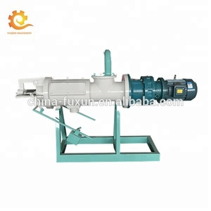 HOT SALE solid liquid manure separator/slurry dewatering machine/chicken dung dewater machine