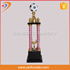 trophy & award,football soccer award,book shape glass trophy