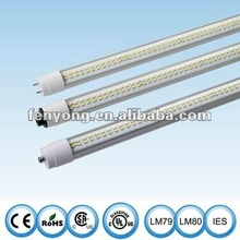 2012 new ul approved factory led tube 8t 10w factory direct price