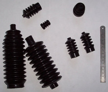 Spare Part Small Rubber Bellows Made In China