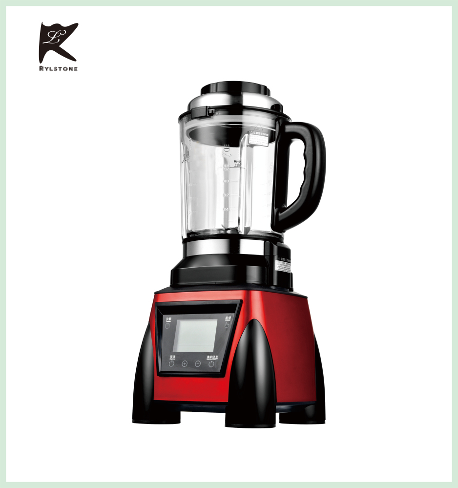High speed glass home soup blender with good price