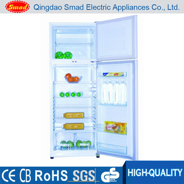 best selling home appliances double door refrigerators with locks
