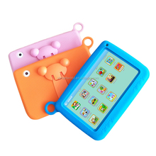 7 inch OEM Cheap Factory Price 8gb ROM IPS 1024*600 Touch Screen Android 5.1 Children Study Pad Tablet for kids