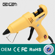 DELE Hot Sale NL-211Corian Hot-Melt Glue Gun 60W Sticks Quick Dry Easy Using With Factory Price