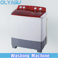 semi-automatic twin tub washing machine
