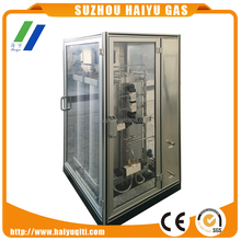 Air separation unit for nitrogen gas