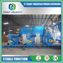 Turn-key 2/4/8 Ton per Hour Biomass Pellet Plant