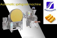 Automatic Spring roll making machine ,Popiah making machine, spring roll machine