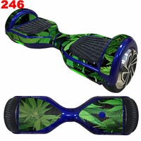 New Skin China Hoverboard 2 Wheel Hoverboard Sticker, Custom Colorful England Hoverboard