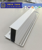 High Stable Quality extrusion aluminum profile,foshan