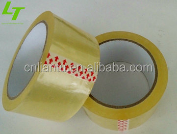 yahoo mail packing clear tape 72mmx132m opp tape