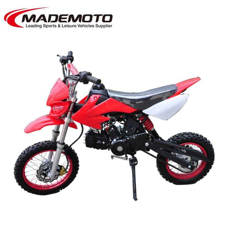 110CC 4-stroke semi automatic dirt bike for sale