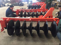 Disc Ploughs Agriculture Machinery Equipment Disc