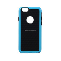 Pc and tpu cover for iphone6, Newest Style mobile case for iPhone6