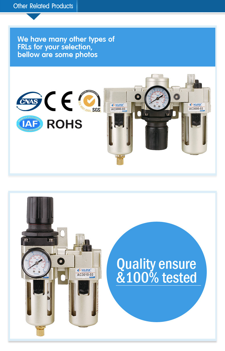 KLQTYH Series High Pressure Regulator,Air Pressure Regulator