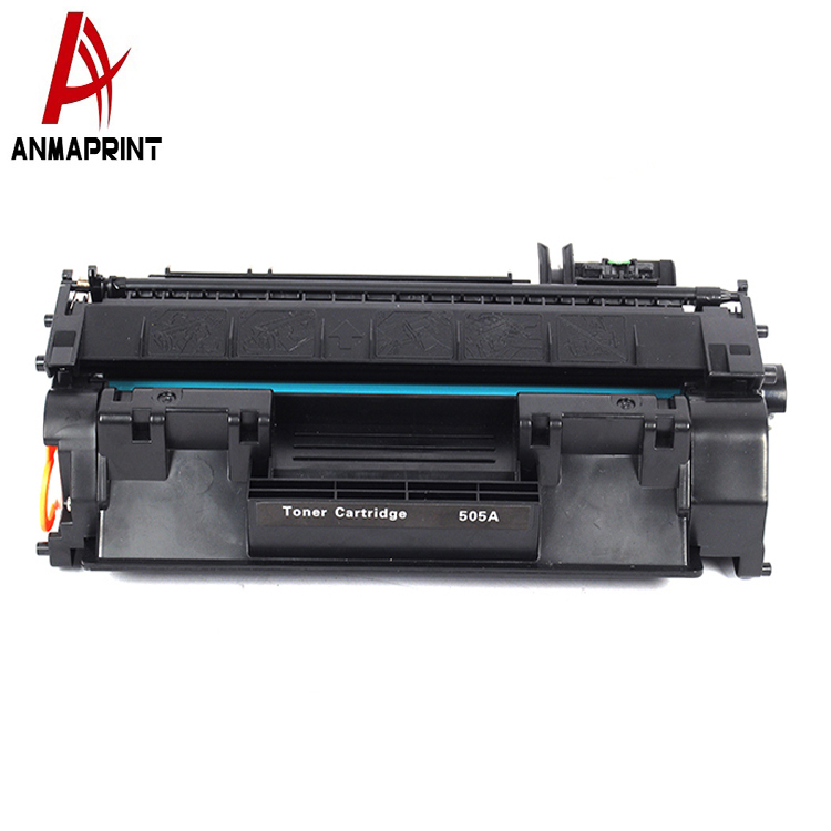 100% Tested 05A toner cartridge compatible for HP printer cartridge CE505 CE505A