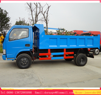 High quality low price dongfeng small size dump truck