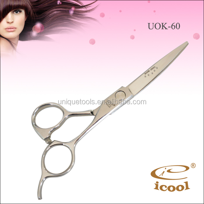 ICOOL UOK-60 hot selling professional cobalt scissors for hair