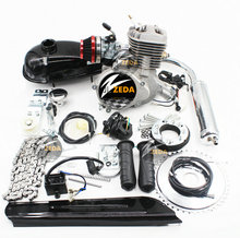 petrol bike engine kit 2 stroke 48cc 49cc 50cc 60cc 66cc 70cc 80cc engine for motorized bicycle