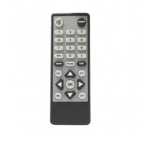 TV remote control with big button for old people