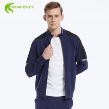 latest fashion quality sports jacket hot sale breathable man jacket private label varsity jacket
