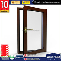 Higher quality Aluminum swing window casement window for residential