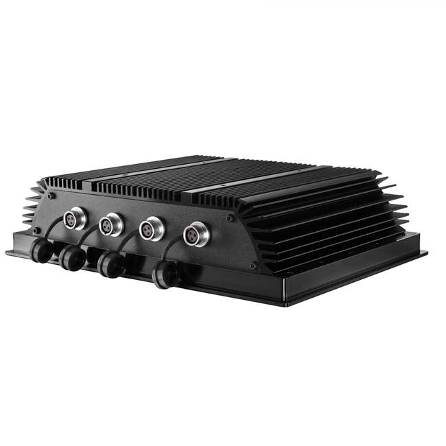 10.4inch x86 fanless panel computer with wifi,3g,4g,rs485