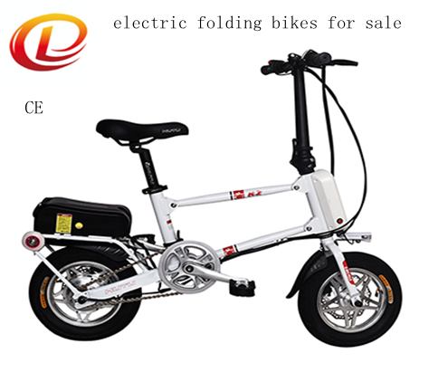 load 80Kg Intelligent brushless high speed folding electric bikes for sale
