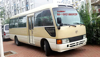 26 seats passenger bus japan used toyota buses
