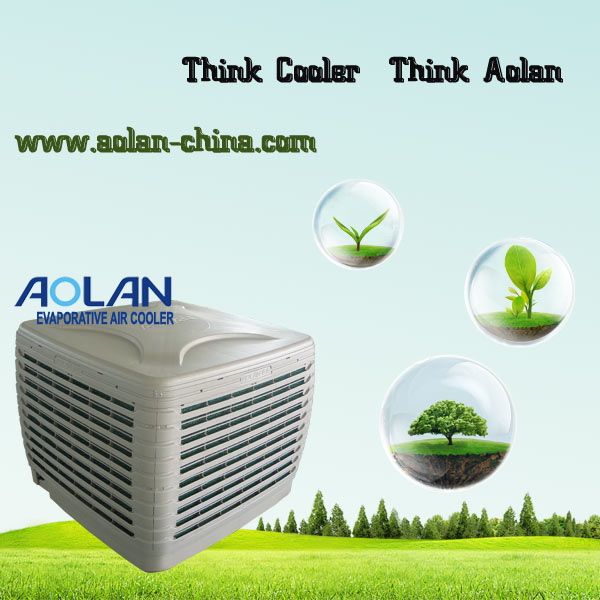 window grill designs commercial evaporative air cooler in Fujian Aolan