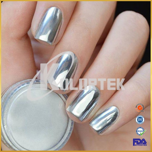 High quality wholesale mirror effect pigment for nail art